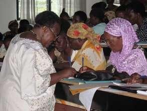 Antenatal care provider training