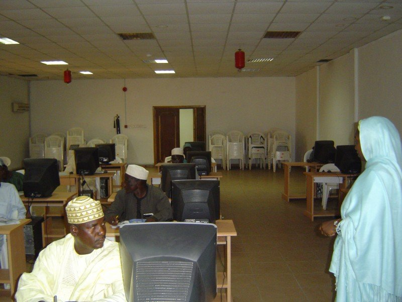 Murtala's Computer Repair Shop