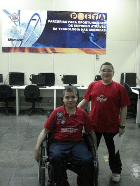 Help Gustavo and Guilherme to have a better future