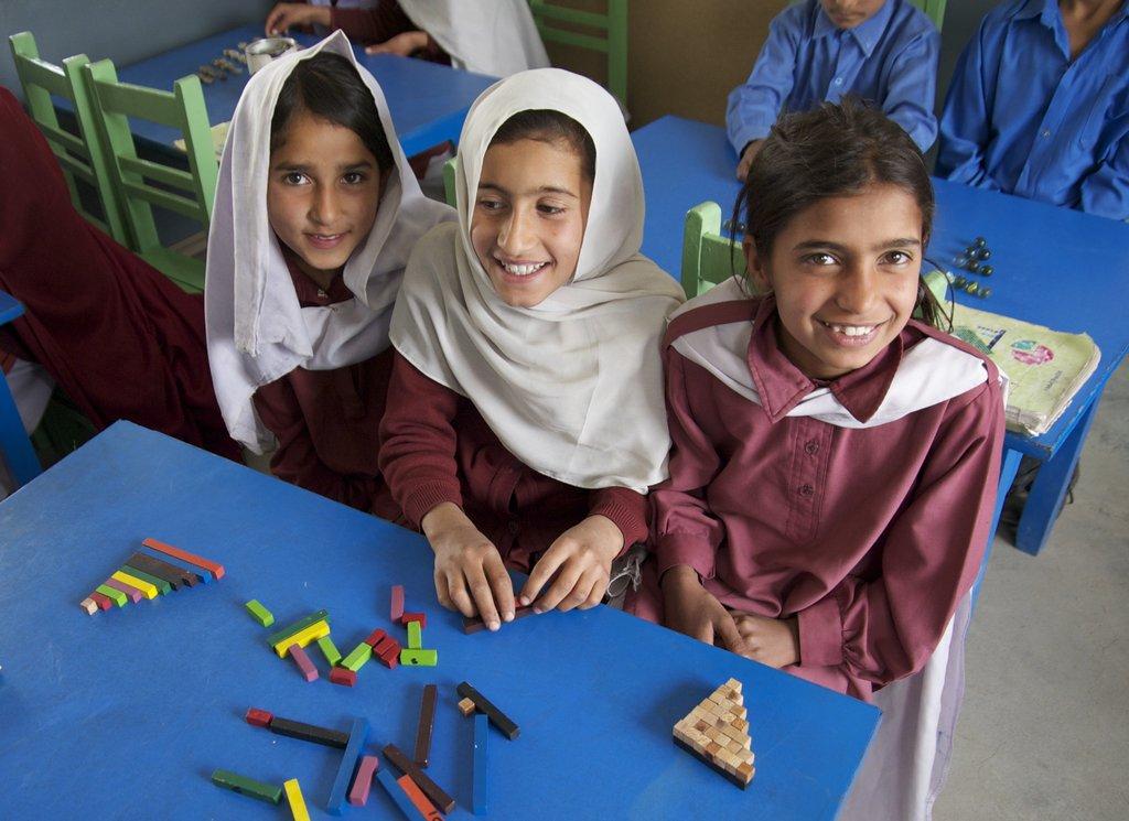 Educate 1,000 Underprivileged Girls in Pakistan