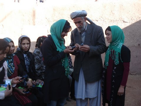 Afghan Women/Girls reach 4th Grade Literacy