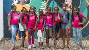 Maripositas at the Mariposa Center for Girls