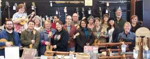 Teachers get ukuleles for their classrooms!