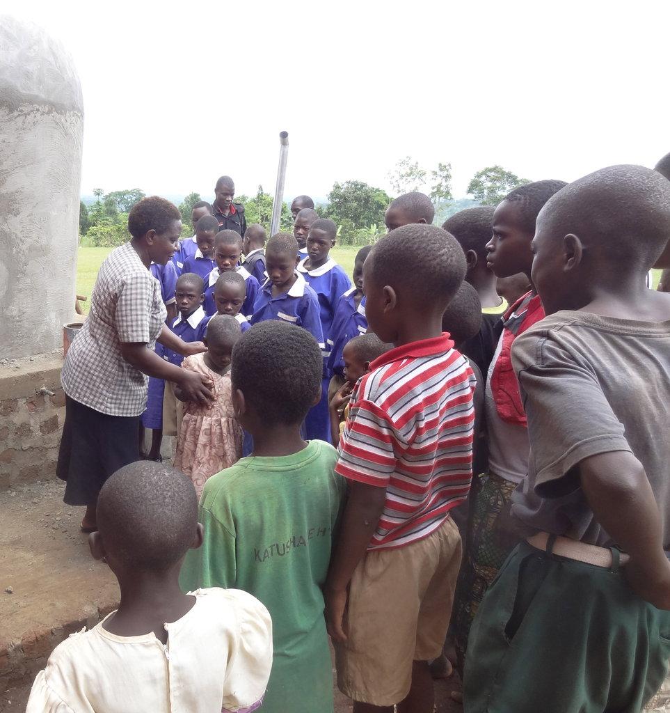 Water for Rural Primary Schools in Uganda