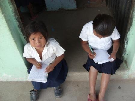 Education & nutrition for 200 children in Honduras
