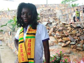 Anita, 2014 graduate