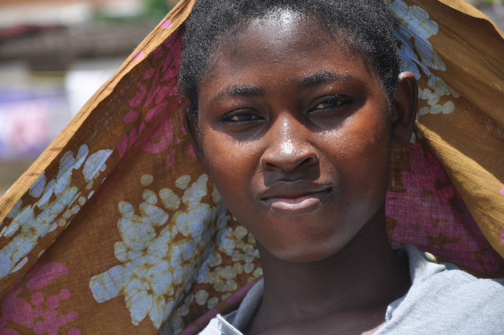 Empower Marginalized Young Women in Ghana
