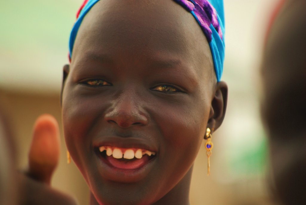 Unleash the leaders: 400 girls in South Sudan