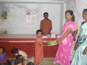 Education Support to children