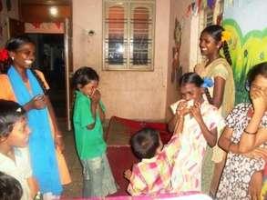 Children in their leisure