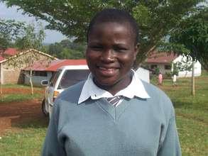 Bella in secondary school (2009)