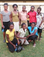 GET UP's young women leaders