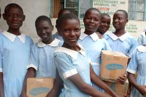 Equip rural Kenyan girls to GET UP out of poverty