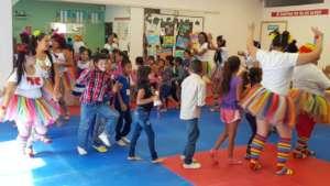 Children's day at Mayama