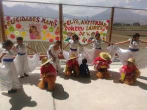 Anniversary in Peru