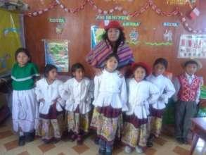 Arequipa Day in Peru