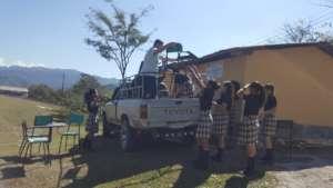 Satellite college in Honduras