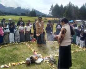 Inti Raymi in Ecuador