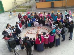 School gets underway in Ecuador