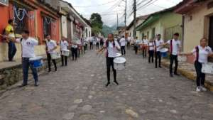 Independence Day in Honduras