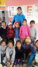 Phoenix teachers in Ecuador