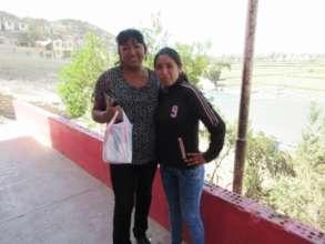 Phoenix teachers in Peru