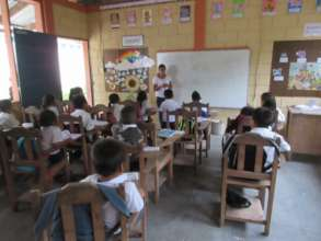 Teaching in Honduras
