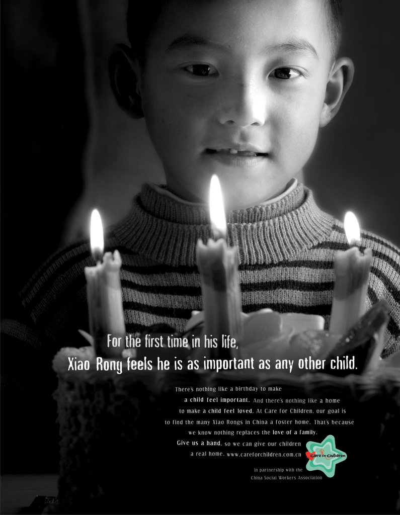 Orphans into Families: Tibet & West China