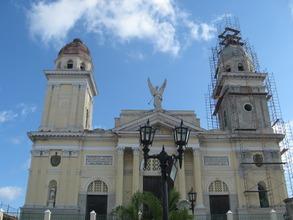 Repairs continue in Santiago