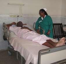 New Beds at Hospital Saturnino Lora