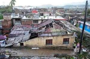 Santiago continues rebuilding