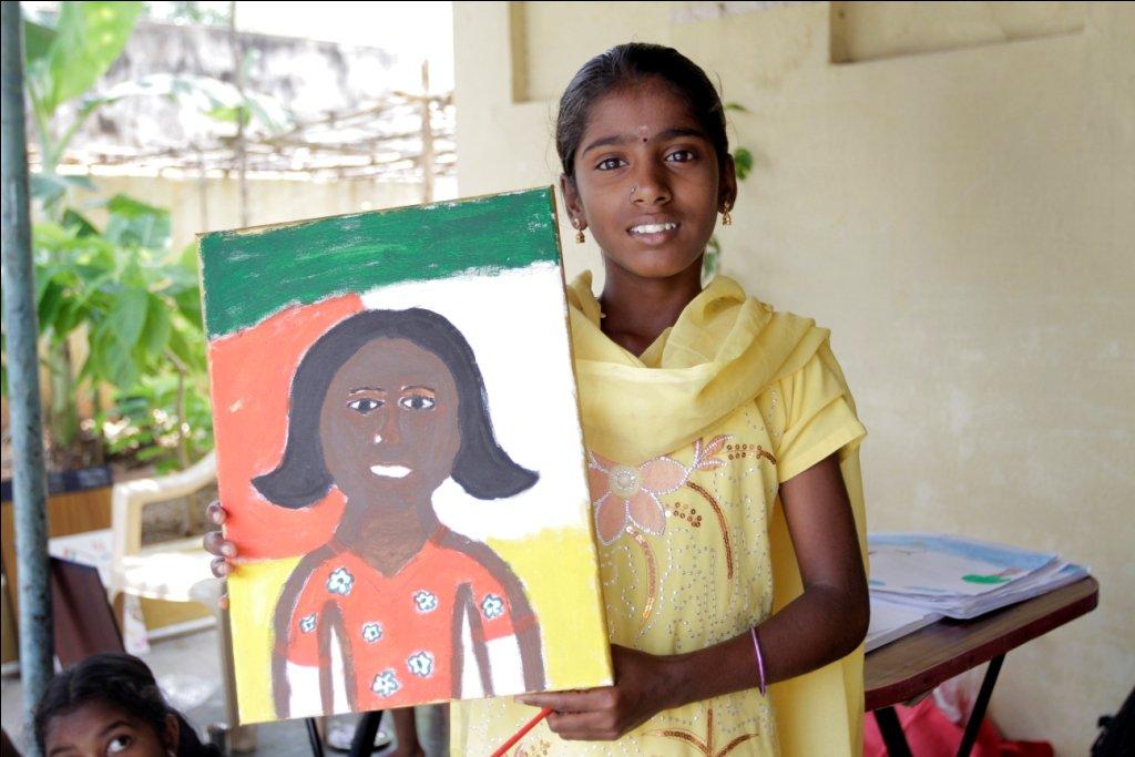 Educate 100 orphan girls in rural India - GlobalGiving