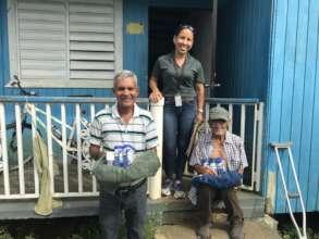 Disaster Recovery- Elders, San Antonio Puerto Rico