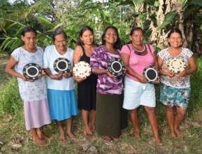 15. Casilda artisan group from Brillo Nuevo