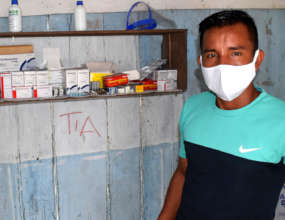 Medicines in Brillo Nuevo community pharmacy