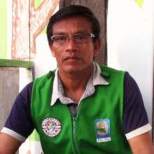 Rolando - president of FECONA