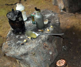 coca and ampiri preparations