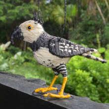 harpy eagle ornament