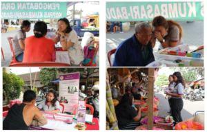 Mobile Clinic at Denpasar Market