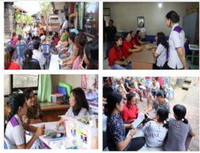 Mobile Clinic Service in Sidemen Village