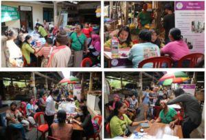 Mobile Clinic service in Pemogan Market