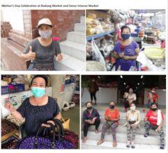 Mothers Day Celebration at Badung & Intaran Market