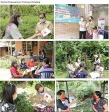 Women Empowerment Training in Buleleng