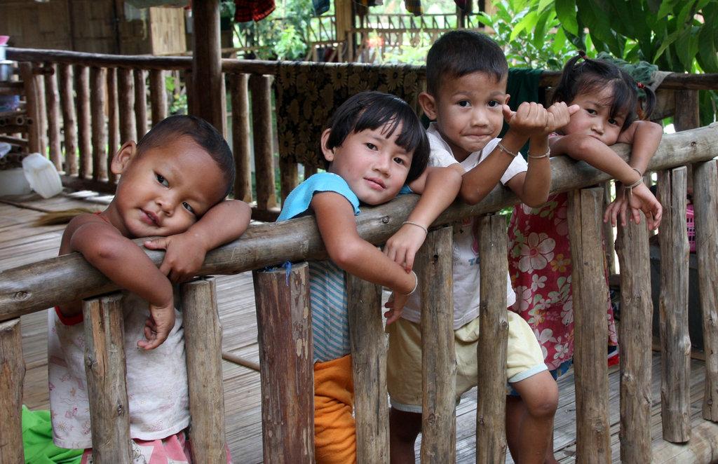 Delivering protein to children in Thailand