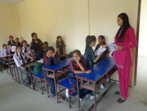 Distribution of important notes to students