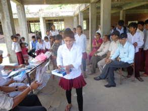 Stationery distribution program