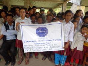 CDC Nepal Kathmandu
