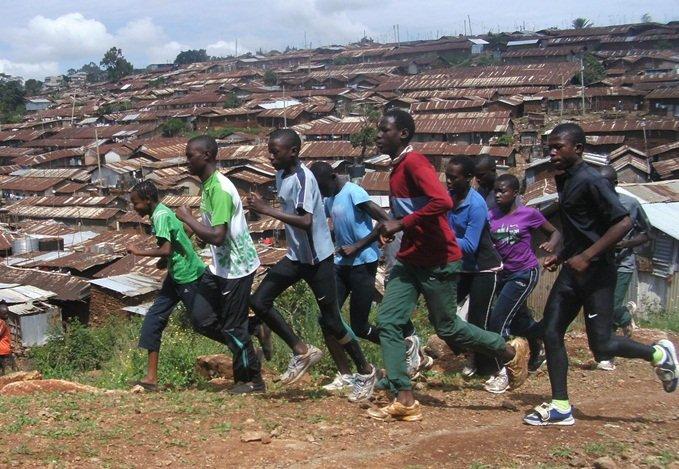 Educate 20 Kenyan Youth Athletes from Kibera Slum