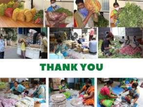 COVID - 19 Food Distribution
