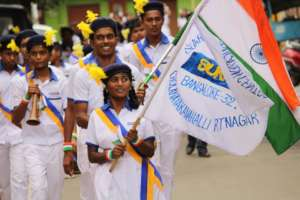 Celebrating 72 years of Independence It was a day